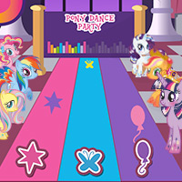 Pony Dance Party: The Music and Dance Game!