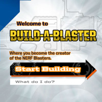 Nerf Build-A-Blaster Game