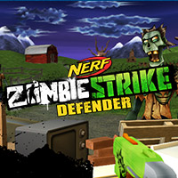 Jeu de Zombie en Ligne Nerf Zombie Strike Defender