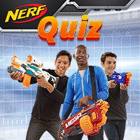 Quiz sur les pistolets Nerf