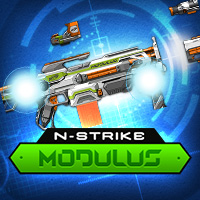 Monte seu lançador Nerf N-Strike Modulus ECS-10