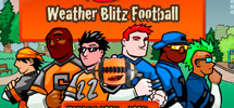 Weather Blitz Football
