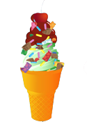 Magic Swirl Ice Cream Shoppe Game