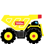Tonka Drive in the Yard Action Game - Easy