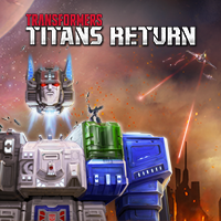 JEU TRANSFORMERS TITANS RETURN