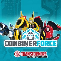 Transformers: Gra Robots in Disguise Team Combiners
