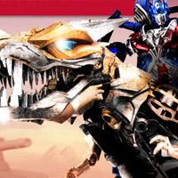 Dinobot en chasse