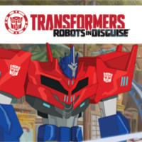 ROBOTS IN DISGUISE: AUMENTA TU PODER