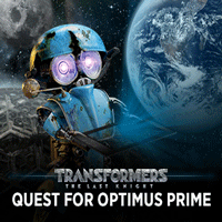 Transformers Quest  For Optimus Prime