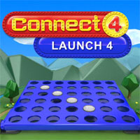 Connect 4 Launch 4 Game