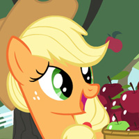 Game: Applejack Puzzles