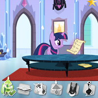 Game: Crystal Empire Seek & Find