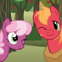Game: Hearts and Hooves Day Puzzles