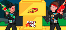 NERF Dart Tag: Arena Showdown