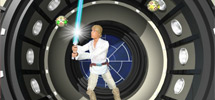 STAR WARS: BATTLE ORBS GAME