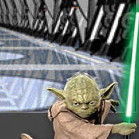 STAR WARS: LIGHTSABER GAME