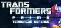 TRANSFORMERS PRIME: Terrorcon Defense Game