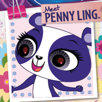 Littlest Pet Shop Web Activities - Penny