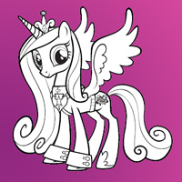 Wedding Activity - Princess Cadance Perfect Match