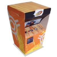 NERF Paper Craft Arcade Target - Printable
