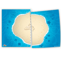 PLAY-DOH Beach Playmat