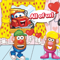 PLAYSKOOL Valentine's Day Card