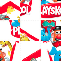 PLAYSKOOL Printable Picture Puzzle