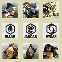 Heroscape Buddy Icons