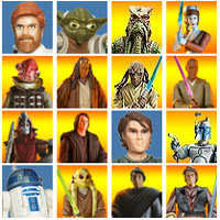 STAR WARS Buddy Icons