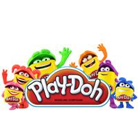 PLAY-DOH Doh Dohs Colouring Page