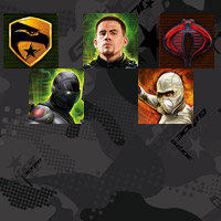 G.I. JOE Buddy Icons