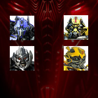 TRANSFORMERS Buddy Icons