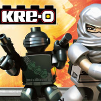 KRE-O G.I. JOE KREONS Checklist
