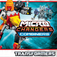 KRE-O TRANSFORMERS Micro Changers Combiners Checklist