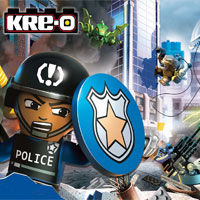 KRE-O CITYVILLE INVASION KREON Checklist