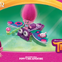 Dreamworks Trolls Poppy'S Bug Adventure Instructions