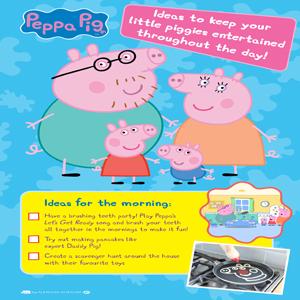 Peppa Pig: Family Activity Ideas