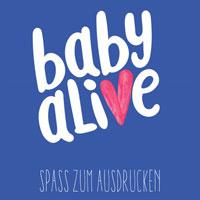 Baby Alive Spaß zum Ausdrucken