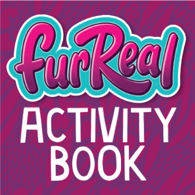 FURREAL ACTIVITY BOOK 2020