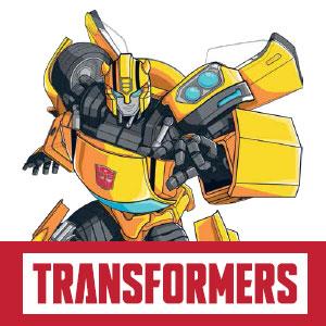 Transformers Bumblebee Rätzel