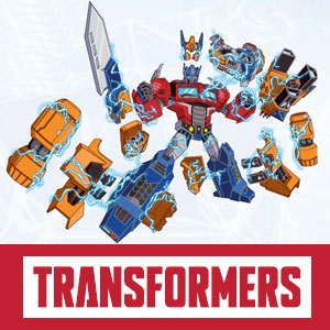 Transformers Power of the Spark