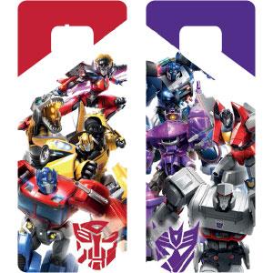 Transformers Türschild