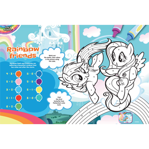 My Little Pony Coloring Sheet