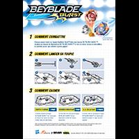 Règles du jeu Beyblade Burst