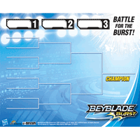 BEYBLADE BURST Tournament Bracket