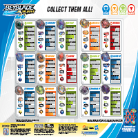 Beyblade Burst Collectors Guide