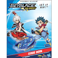 BEYBLADE BURST GUIDE BOOK