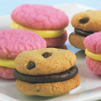EASY-BAKE Ultimate Oven - Chocolate Chip & Pink Sugar Cookies Recipes & Instructions