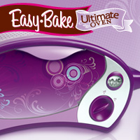 EASY-BAKE Ultimate Oven - Recipes & Instructions