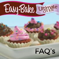 Easy-Bake Ultimate Oven FAQ's